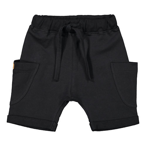 Pocket Shorts, black