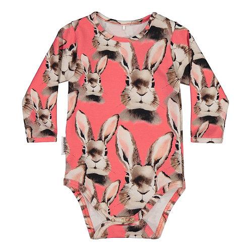 Bunny Body, dark pink