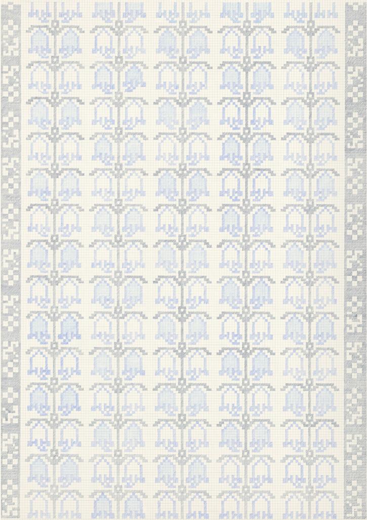 Flower Field Ⅵ, 2018-19. Pencils on paper, 102 × 72 cm