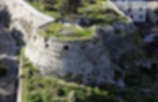 Ανατολικός προμαχώνας κάστρου Toron.JPG