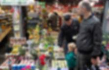 1 Bloemen  Markt