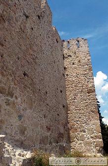 Κάστρο Λαμίας Α. πύργος.JPG