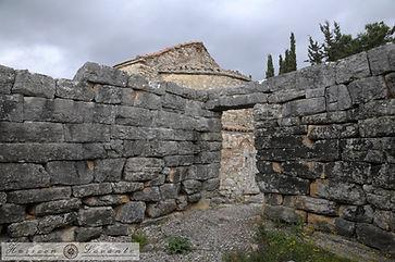 25 Κάστρο Βουκάτιου Βυζαντινός πύργος.JP