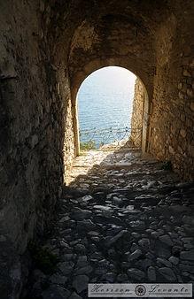 Νότια πύλη  Ακροναυπλίας