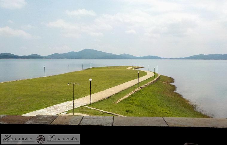 Λίμνη Πλαστήρα - Πλαζ Πεζούλας