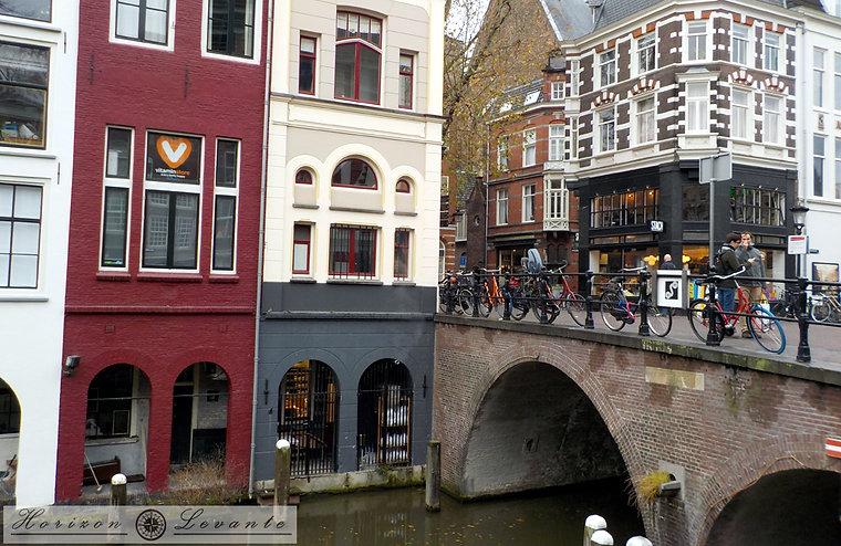 Maartensbrug bridge Utrecht