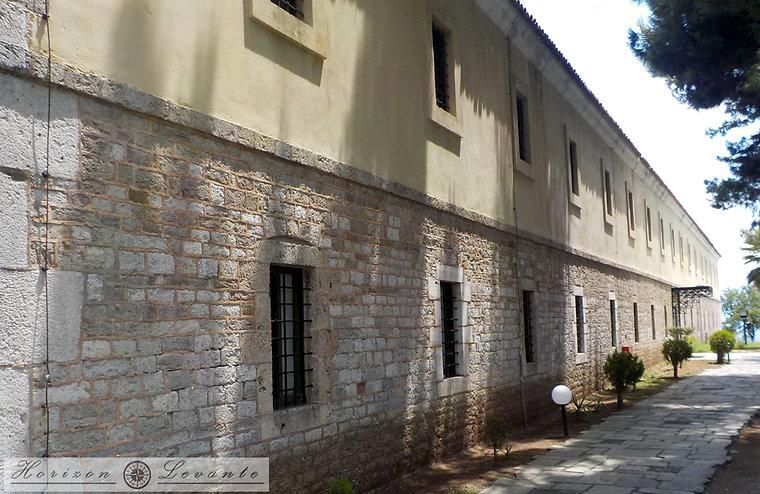 Κάστρο Λαμίας το αρχαιολογικό μουσείο 3.