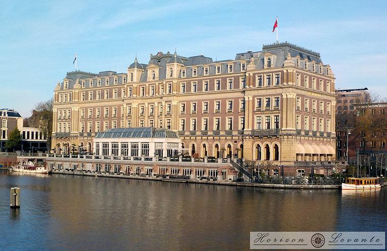 Intercontinental Amstel hotel.JPG