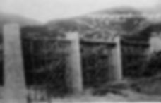 Περίοδος κατασκευής της γέφυρας