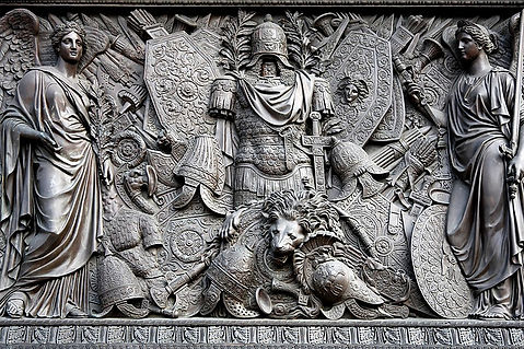 bas-relief-on-the-pedestal-of-the-alexan