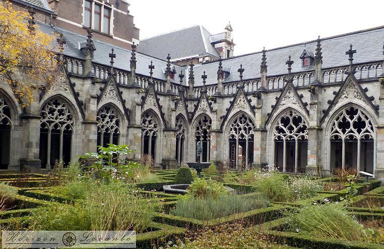 Randhof garden Utrecht