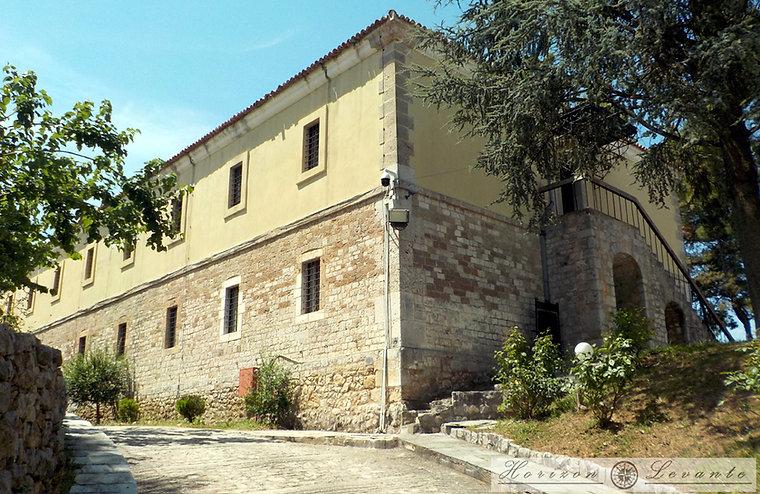 Κάστρο Λαμίας το αρχαιολογικό μουσείο 1.