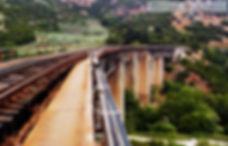 Γέφυρα Γοργοπόταμου κατεύθυνση προς  Λαμ
