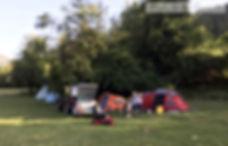 Βάλια Κλάλντα camping
