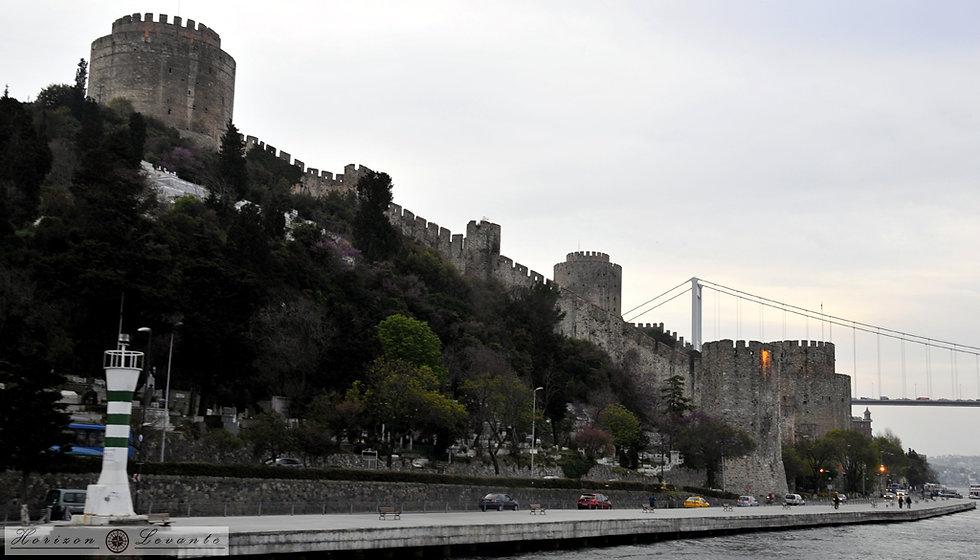 025  Rumeli Castle.JPG