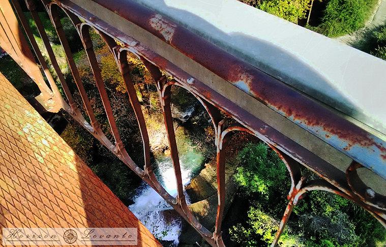 Γέφυρα Γοργοπόταμου κατεύθυνση προς Λαμί