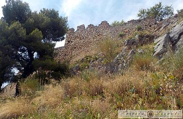 Κάστρο Λαμίας δυτική περιτοίχηση 5.JPG