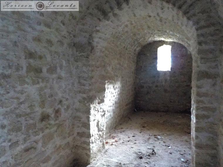 Κελιά μονής Κοιμήσεως της Θεοτόκου Σκουλ