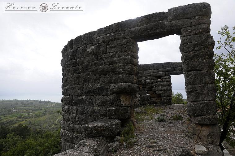 22 Κάστρο Βουκάτιου Βυζαντινός πύργος.JP