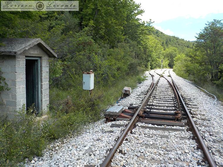 47 Μονοπάτι σιδηροδρομικών Σταθμός Ασωπο