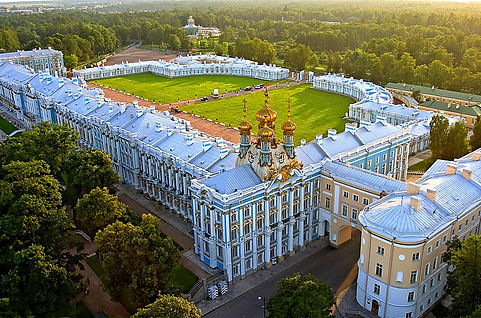 aerial-view-catherine-palace-in-tsarskoy