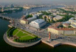 aerial-view-of-birzhevaya-ploshchad-in-s