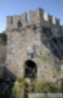 Νότια πύλη τείχους Gambello