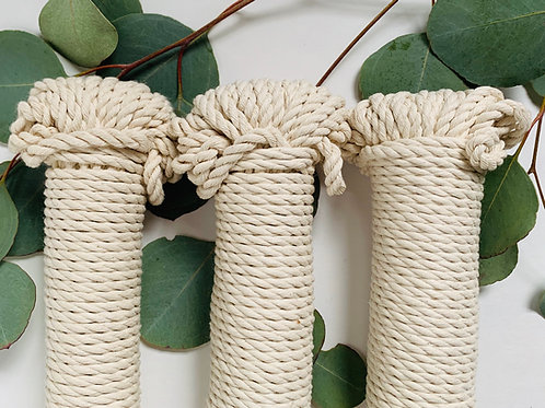 Natural 1/8 (3mm) Rope