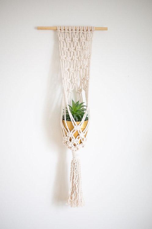 Planter pocket