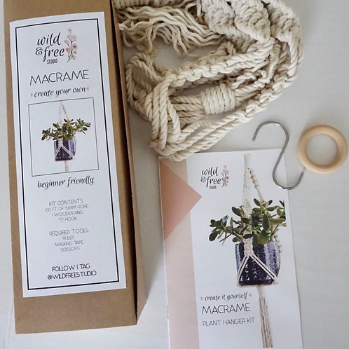 Create Your Own Plant Hanger