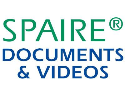SPAIRE DOCUMENTS AND VIDEOS