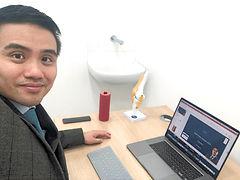 Prof Lee online teaching