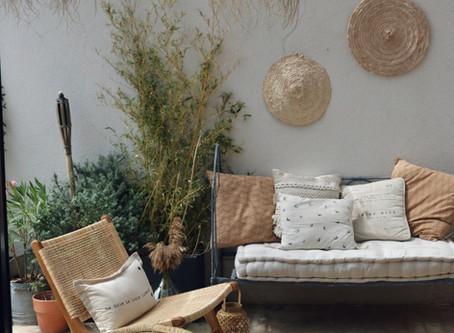 Une terrasse cosy