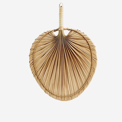 Eventail feuille de palmier