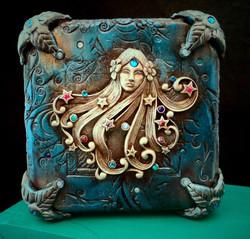 """""""Star Goddess"""" by M. Vennel"""