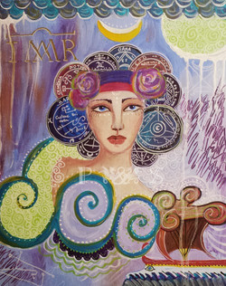 """Mari"" by Maya Grey"