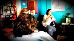 Maya Leading Dream Art Workshop