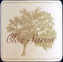 Clos Saron label.png