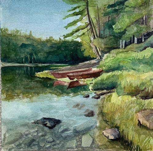 Crotch Lake #2