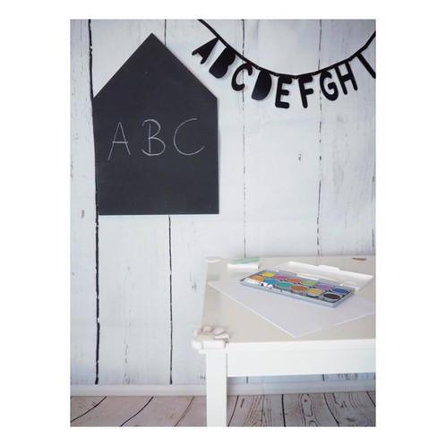 Tafel \'Haus\'   Holzspielzeug & Kinderzimmer Interieur   woodmaid ...