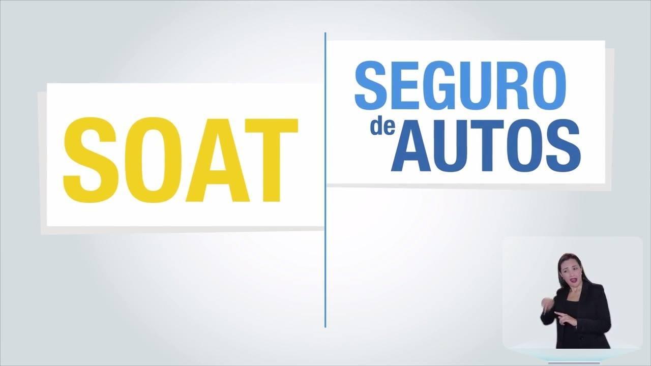 Diferencias entre el SOAT y el Seguro de Autos