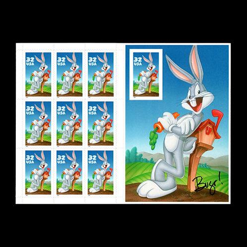 1997, 32¢ Bugs Bunny