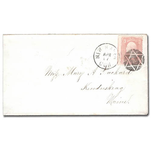 Fancy Cancel Cover