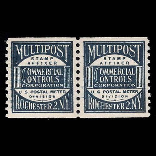 Test Stamp, 1944-49