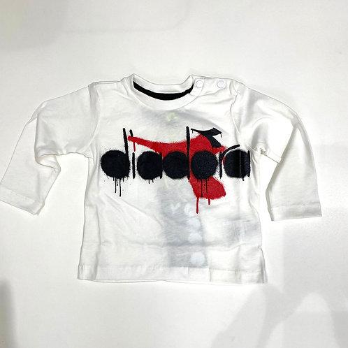 Diadora T-Shirt M/L Neonato