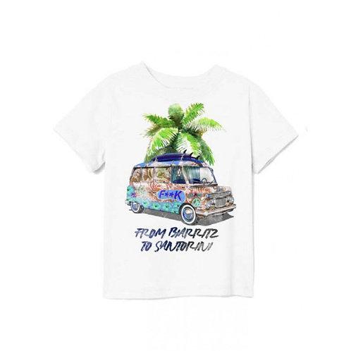 T-shirt Effek Bambino