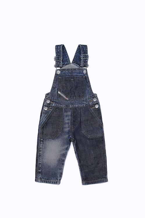 Diesel Salopette di Jeans