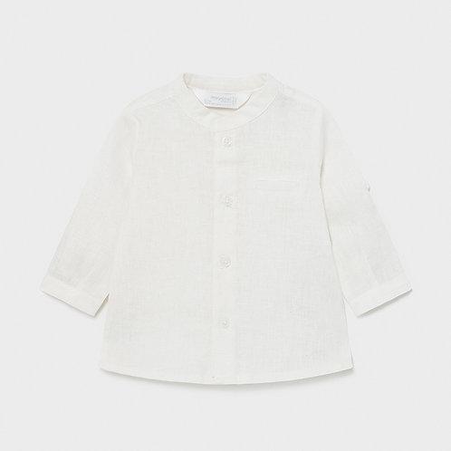 Camicia manica lunga lino mayoral