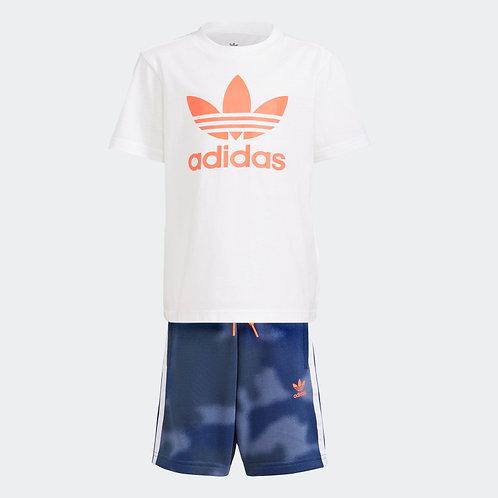 Completo Tuta Adidas Boy