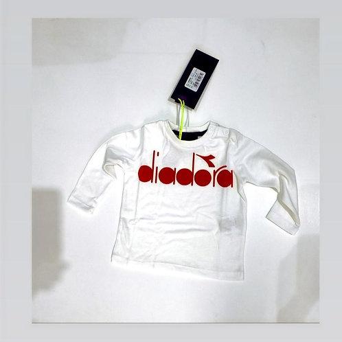 Diadora T-Shirt M/LNeonato